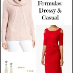 Valentine's Day Outfit Formulas