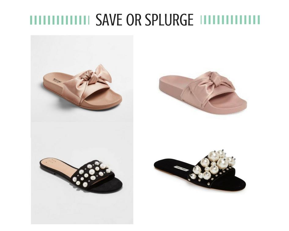 9f64ec47a46 Save vs. Splurge  Spring 2018 Shoe Trends - Midwestern Melissa