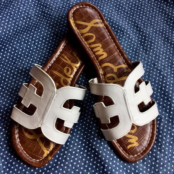 6bb7dbe5af0 Styling Sam Edelman Slide Sandals for Spring - Midwestern Melissa