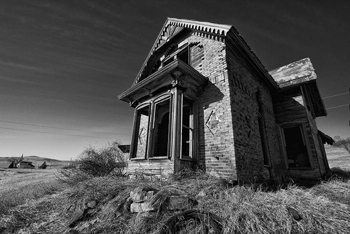 The Gray House (Dustin White)