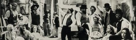 Murderer's Gulch; a historic photo shoot