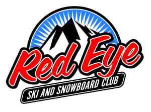 Red Eye Ski Club Logo