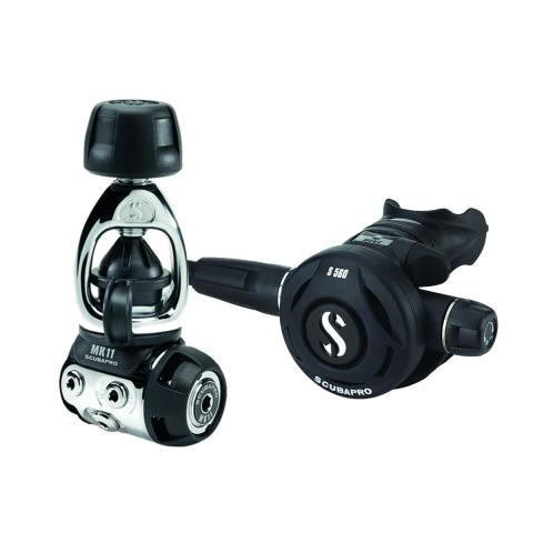 MK11/S560 Dive Regulator System