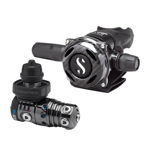 MK25 EVO/A700 Carbon BT Dive Regulator System