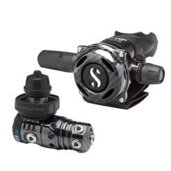 Scubapro MK25 Evo/A700 Carbon BT Dive Regulator System, DIN