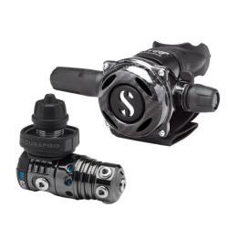 MK25 EVO/A700 Carbon BT Dive Regulator System
