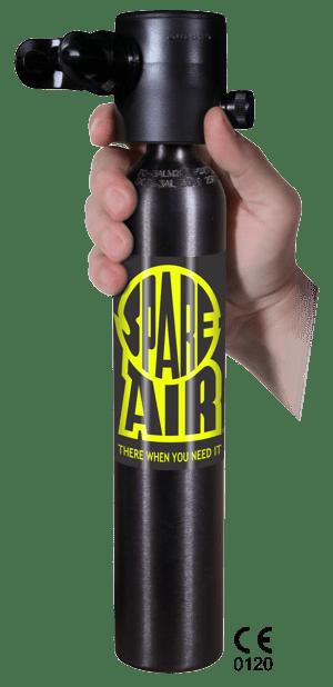 SPARE AIR 3.0 Black