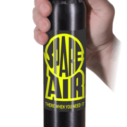 Spare Air 3.0 CuFt Kit, Black Free Shipping