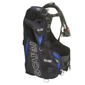 Scubapro Glide Men's BCD Blue w/ Air 2