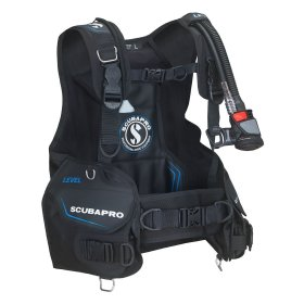 Scubapro Level BCD w/ Air 2