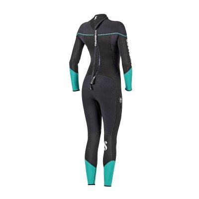 Scubapro sport steamer 3mm women's wetsuit
