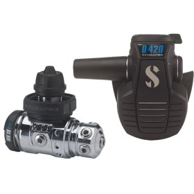 Scubapro MK19 EVO/D420 Dive Regulator System, DIN