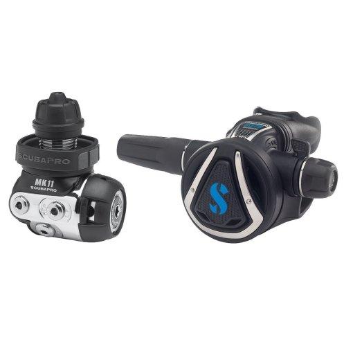 MK11/C370 Dive Regulator System DIN