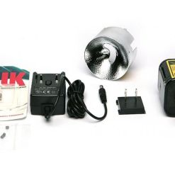 Underwater Kinetics Rechargeable Upgrade Kit (NiCad Pack, Charger and Lamp)