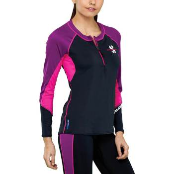 scubapro rash guard women long sleeve