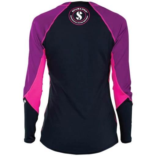 scubapro rash guard women long sleeve