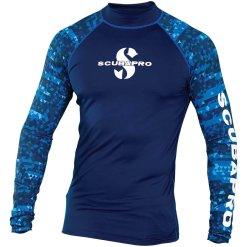 scubapro long sleeve rash guard