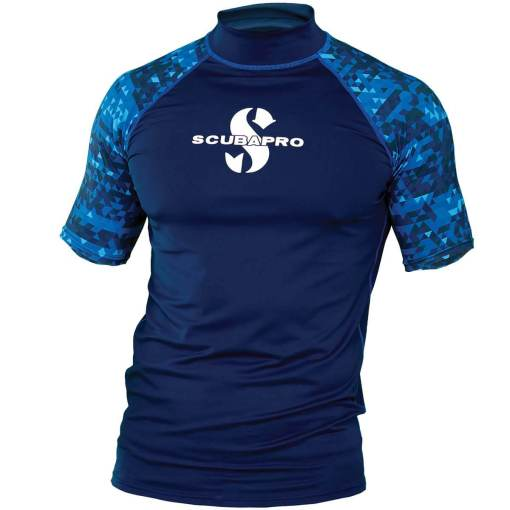 scubapro short sleeve rash guard