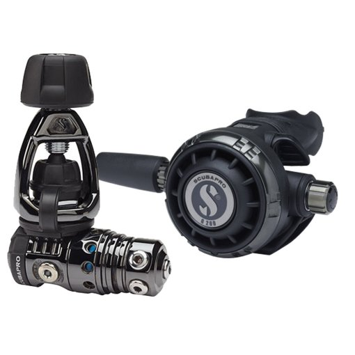 scubapro mk25 g260 carbon black tech