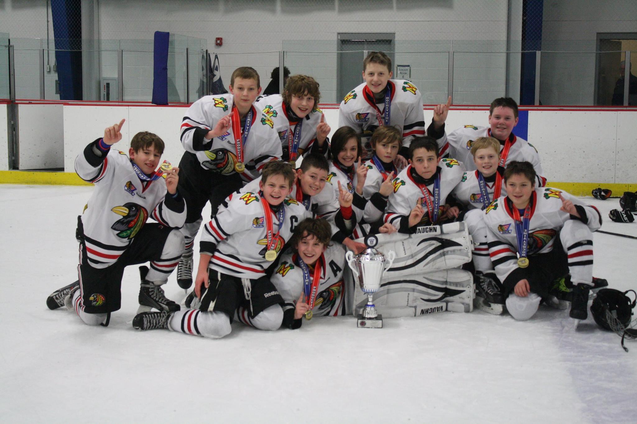 Midwest Blackbirds Youth Hockey