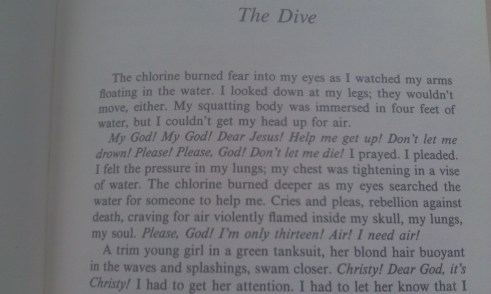 The Dive 2
