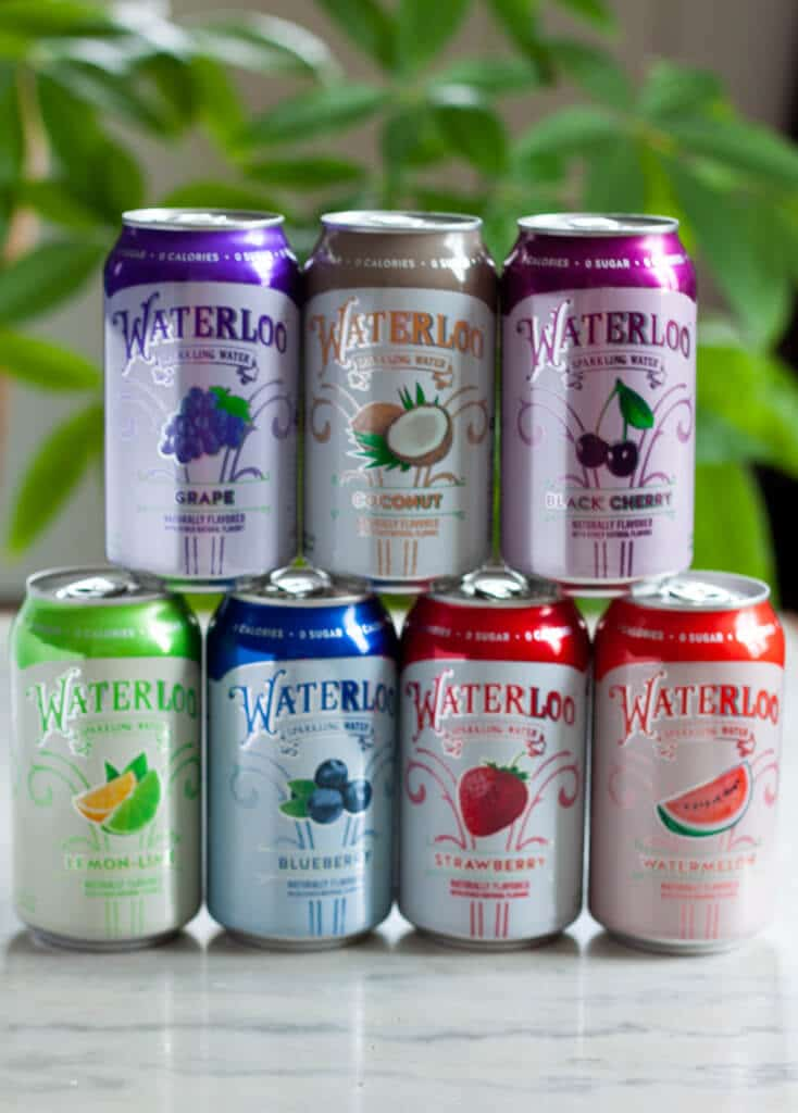 Waterloo Sparkling Water Review