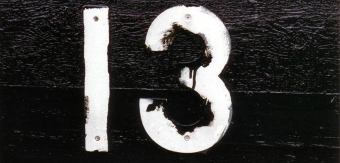 miedo al numero13