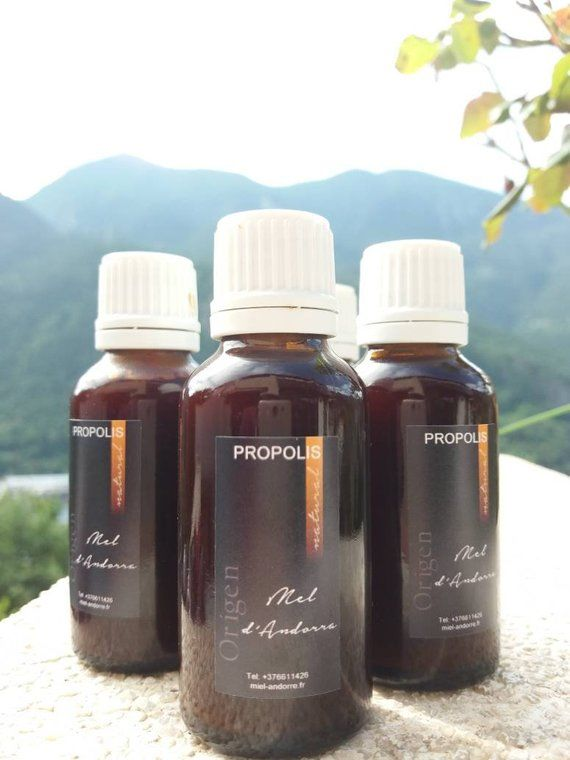 Propolis liquide, teinture mère de propolis, propolis, propolis pure
