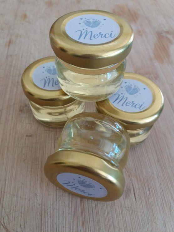 petit pot de miel pas cher, mini pot de miel pas cher