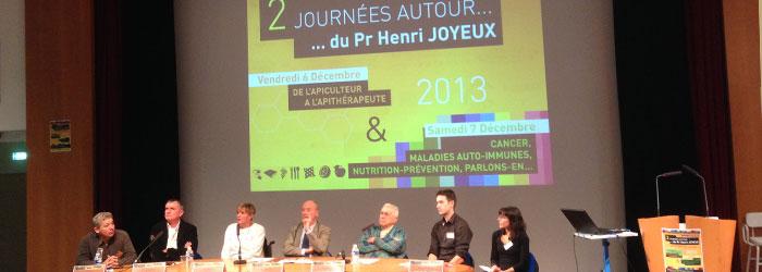 conférence du Professeur Henry Joyeux à Montpellier (2013)