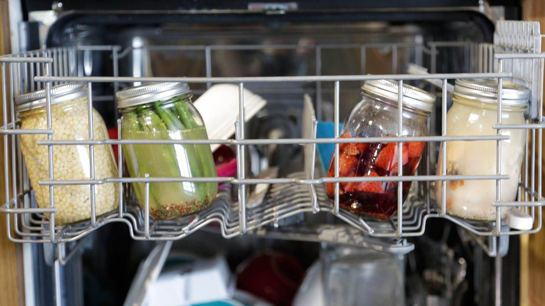 3 Recetas para cocinar con el lavavajillas de casa