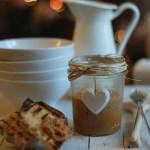 Confettura di latte, panna e miele