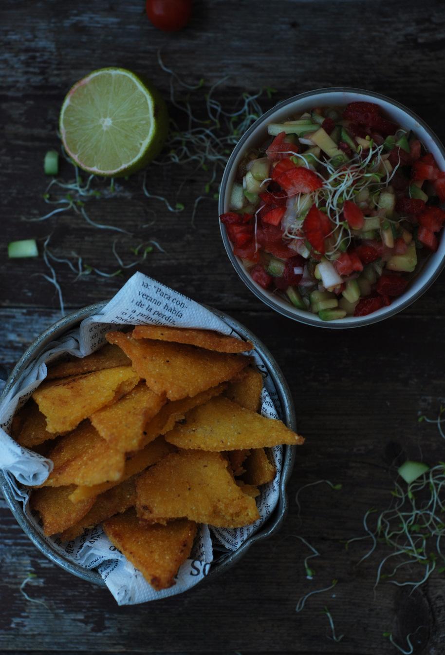 nachos e guacamole 3
