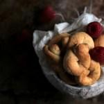 Taralli di pane dolce