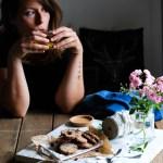Biscotti [vegan] all'avena, cocco e uvette