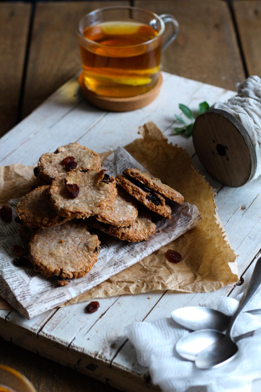 biscotti avena cocco uvette 6