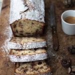 Plumcake mascarpone e cioccolato