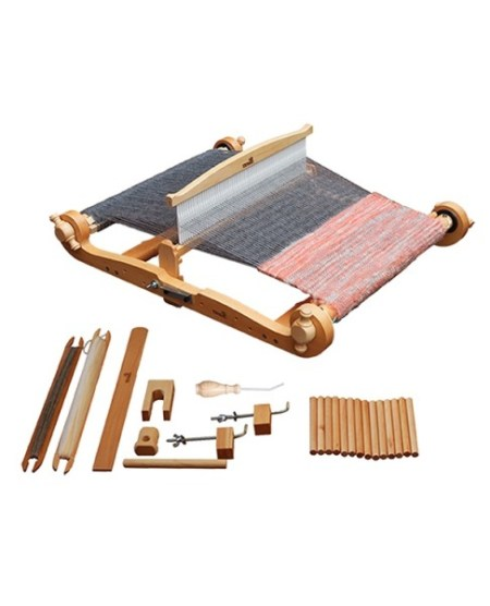 All these accessories come with every Kromski Harp Forte Weaving Loom!