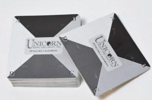 Unicorn Card Weaving Cards