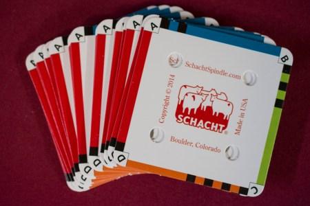 Schacht cards