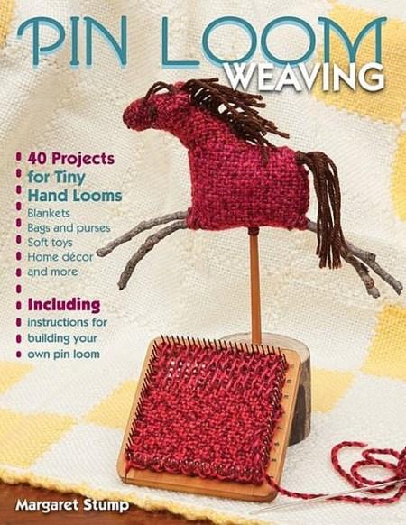 Pin Loom Weaving book