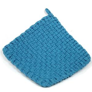 Turquoise Potholder