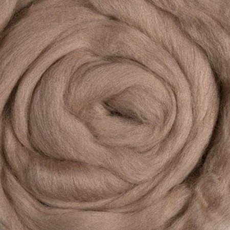 Cafe au Lait Wool fiber