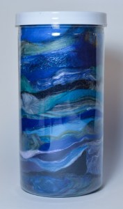 Jar Of Color Fiber