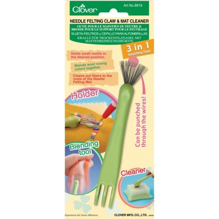 Carder Cleaning Tools