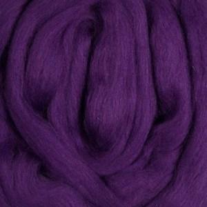 Purple Merino Top