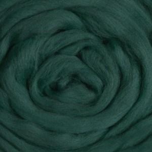 Turquoise Green Merino Top
