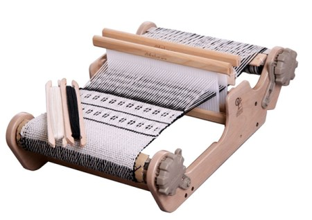 "The 10"" Ashford SampleIt Loom"