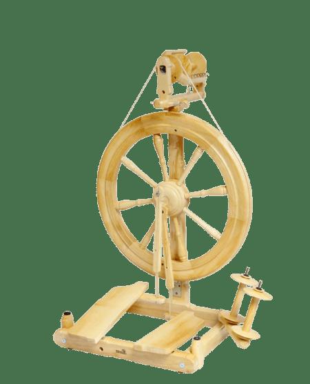 Sonata spinning wheel.