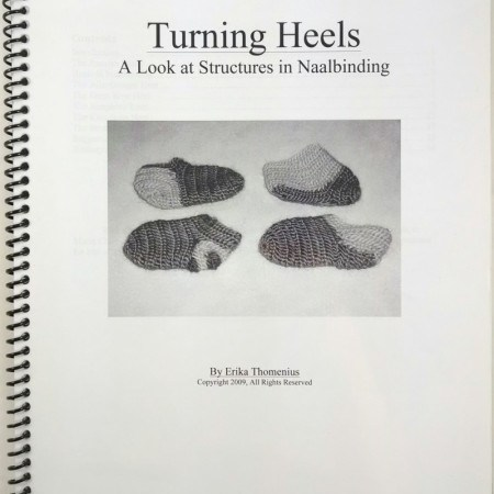 Turning Heels A Look at Structures in Nallbinding by Erika Thomenius